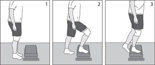 Изображение - Упражнения после артроскопии коленного сустава Vosstanovleniye-uprazhneniye-Vstavaniye-vpered-e1492090134260