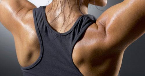 Боль в трапециевидной мышце слева